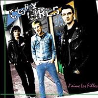 Clorox Girls- J'aime Les Filles LP (White Vinyl)