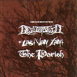Desolatevoid / Last Van Zant / Parish- Split CD (Sale price!)