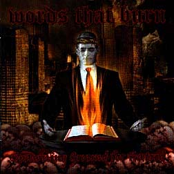 Words That Burn- Spawning Ground For Hatred CD (Sale price!)
