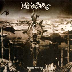 Insuiciety- Believe And Die CD (Sale price!)