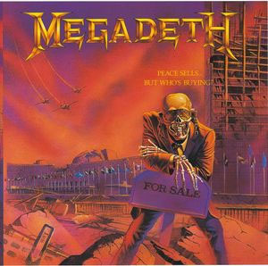 Megadeth- Peace Sells...But Who's Buying? LP