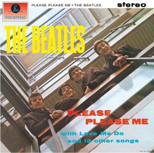 Beatles- Please Please Me LP (Remastered, 180g Vinyl)