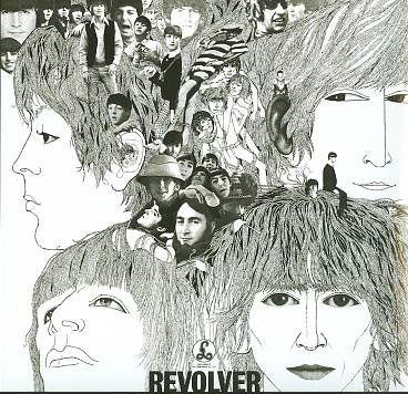 Beatles- Revolver LP (Remastered 180g Vinyl)