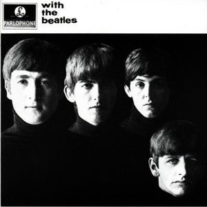 Beatles- With The Beatles LP (Remastered, 180g Vinyl)