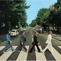 Beatles- Abbey Road LP (Remastered)