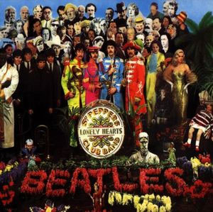 Beatles- Sgt Pepper's Lonely Hearts Club Band LP (Remastered, 180g Vinyl)