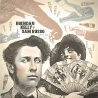 "Brendan Kelly / Sam Russo- Split The Tip 7"" (Lawrence Arms)"
