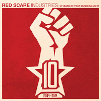 V/A- Red Scare Industries, 10 Years Of Your Dumb Bullshit LP