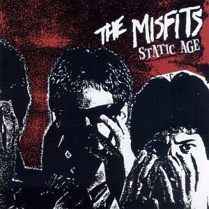 Misfits- Static Age LP