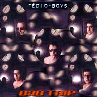 Tedio Boys- Bad Trip CD (Sale price!)