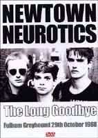 Newtown Neurotics- The Long Goodbye DVD (Sale price!)