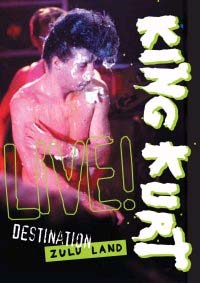 King Kurt- Destination Zululand DVD (Sale price!)