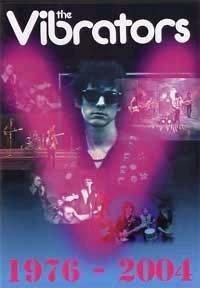 Vibrators- 1976-2004 DVD (Sale price!)