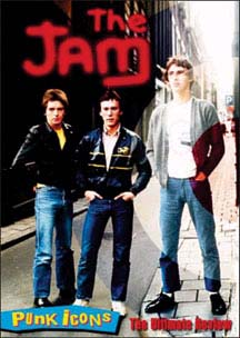 Jam- Punk Icons, The Ultimate Review DVD (Sale price!)
