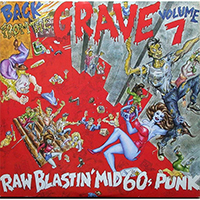 V/A- Back From The Grave Vol. 7 2xLP