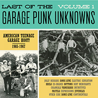 V/A- Last Of The Garage Punk Unknowns Volume 1 LP