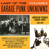 V/A- Last Of The Garage Punk Unknowns Volume 2 LP