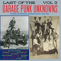 V/A- Last Of The Garage Punk Unknowns Volume 3 LP