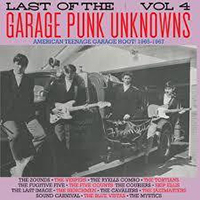 V/A- Last Of The Garage Punk Unknowns Volume 4 LP