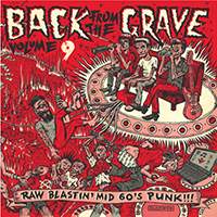 V/A- Back From The Grave Vol. 9 LP
