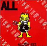 All- Allroy Sez LP