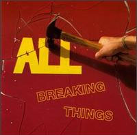 All- Breaking Things LP