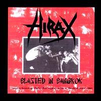 """Hirax- Blasted In Bangkok 10"""""""