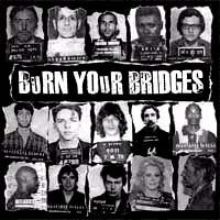 Burn Your Bridges- S/T LP (Ex-Spazz, Lack Of Interest!)