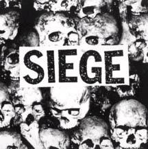 Siege- S/T LP