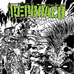 Reproach- S/T LP