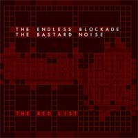 Bastard Noise / Endless Blockade- Split LP (Man Is The Bastard)