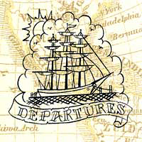 Departures- S/T CDEP (Sale price!)