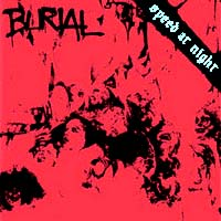 Burial- Speed At Night LP