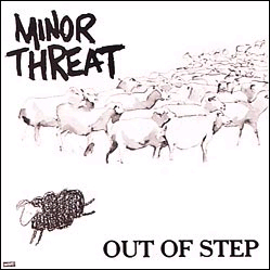 Minor Threat- Out Of Step 12""