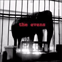 Evens- S/T LP (Ian MacKaye) (Comes with free MP3 download!!)