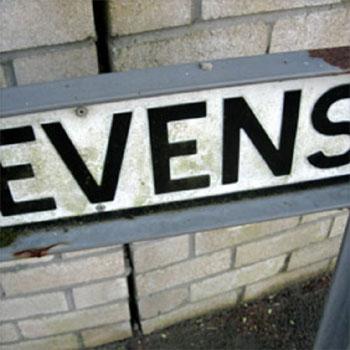 "Evens- 2 Songs 7"" (Ian MacKaye) (Sale price!)"
