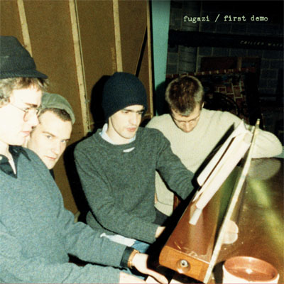 Fugazi- First Demo LP