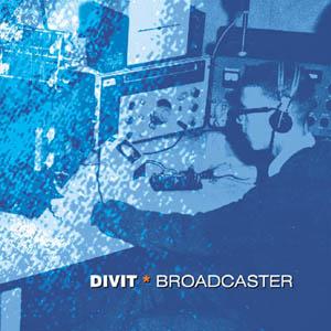 Divit- Broadcaster CD (Sale price!)