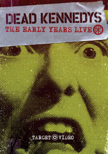 Dead Kennedys- The Early Years Live DVD (Sale price!)