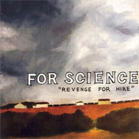 For Science- Revenge For Hire LP