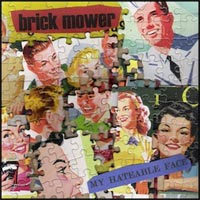 Brick Mower- My Hateable Face LP (Sale price!)