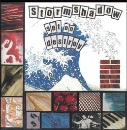 Stormshadow- Set On Destroy LP
