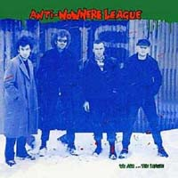 Anti Nowhere League- We Are...The League LP (Ltd Ed 200g Vinyl)