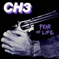 CH3- Channel 3- Fear Of Life LP (Ltd Ed Lavender Vinyl)