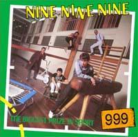 999- The Biggest Prize In Sport LP (Ltd Ed Green Vinyl)