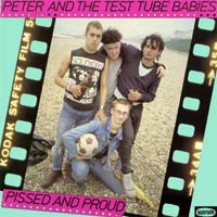 Peter & The Test Tube Babies- Pissed And Proud LP (Ltd Ed Pink Vinyl)