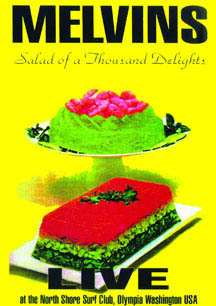 Melvins- Salad Of A Thousand Delights DVD (Sale price!)