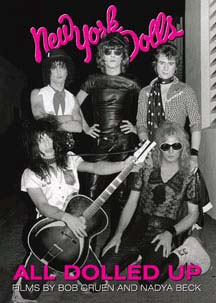 New York Dolls- All Dolled Up DVD (Sale price!)