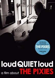 Pixies- Loudquietloud: A Film About The Pixies DVD (Sale price!)