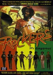 Rockers DVD (Reggae!) (Sale price!)